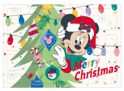 Disney Julekalender - Mickey Mouse