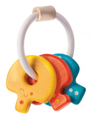 Plantoys Baby nøgle-rangle