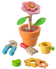 Plantoys Blomstersæt