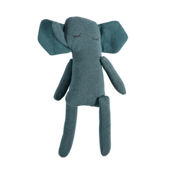 Sebra Strikket Elefant - Trusty