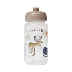 Sebra Drikkedunk Arctic Animals 500 ml