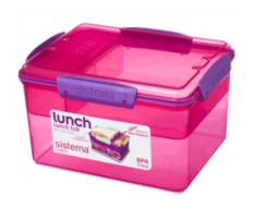 Sistema Madkasse - Lunch Tub Pink
