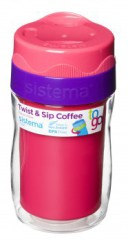 Termokrus Sistema Twist 'N' Sip Coffee To Go 315 ml.