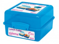 Sistema Madkasse - Itsy Bitsy Lunch Cube Blå