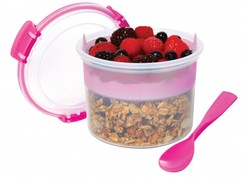 Sistema Breakfast to go - Pink