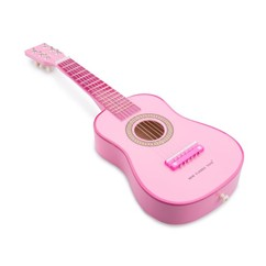New Classic Toy Guitar - pink