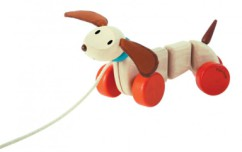 Plantoys Glad hundehvalp