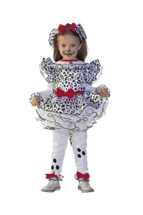 Køb Udklædningfastelavnstøj Dalmatiner Baby Fri Fragt