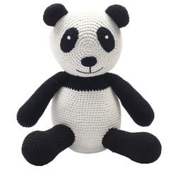 NatureZoo Teddy Bear - Hr. Panda